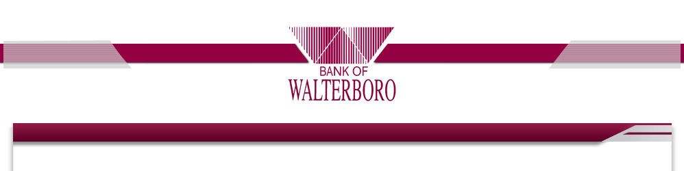 Bank of Walterboro